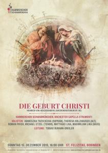 Die Geburt Christi- Kirchenoratorium von Heinrich von Herzogenberg